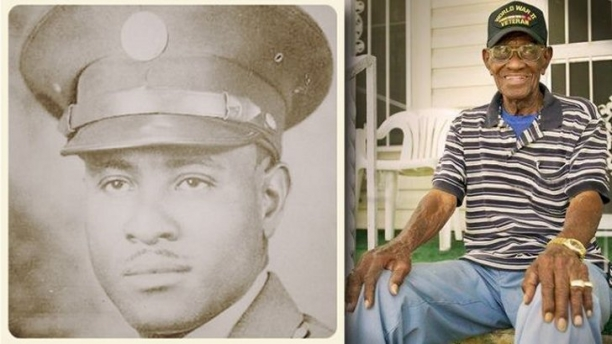 Meet America's Oldest Living Veteran (107 Years And Going Strong)