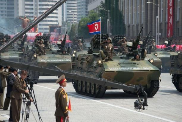 U.S. Ally Under Pressure From North Korea