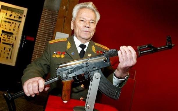 Mikhail Kalashnikov Is Dead, Long Live AK-47