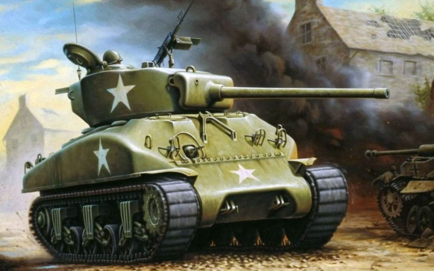 The Legacy Of m4 Sherman