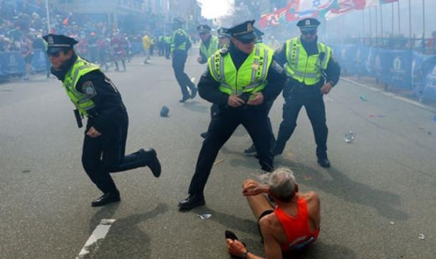 Army Ranger Performs Miracles At Boston Marathon