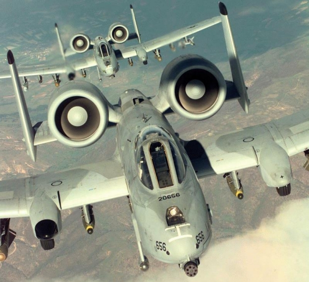 A-10 Warthog: The Ultimate Tank Killer