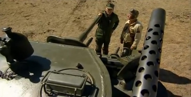 History Of USA Tanks Full Metal Jacket Style