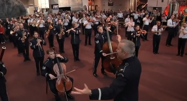USAF Flashmobs The National Air And Space Museum