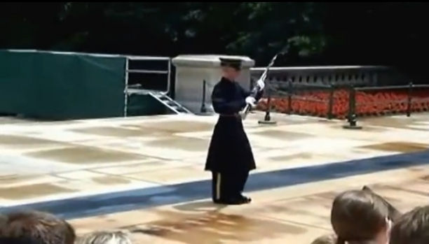 Respect The Tomb Of Unknown Soldier