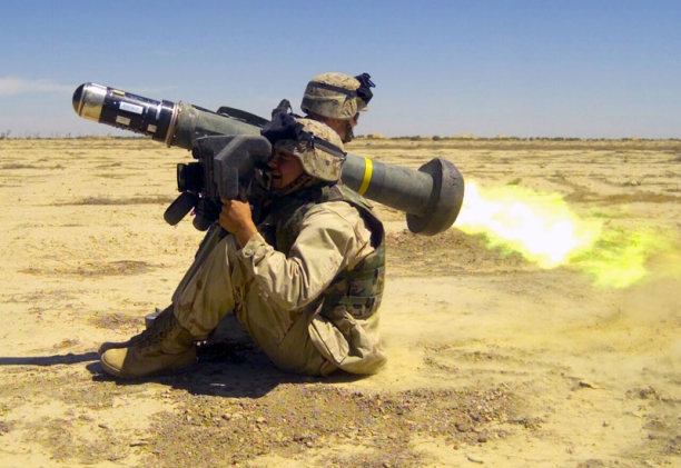 The Javelin's Destructive Power Makes A Tank Useless