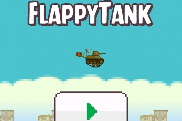 Flappy What?? Well, Tank Of Course.