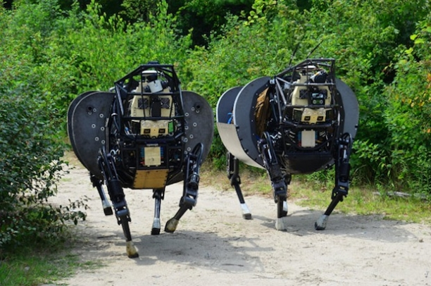 Will U.S Army Soldiers Be Replaced With Robots?