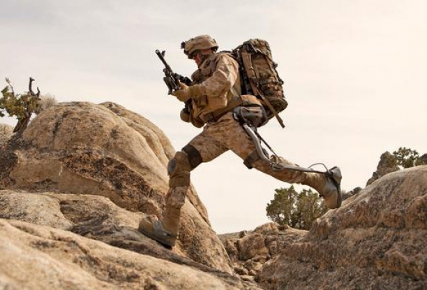 U.S. Military Is Testing Real Life 'Iron Man' Exoskeleton