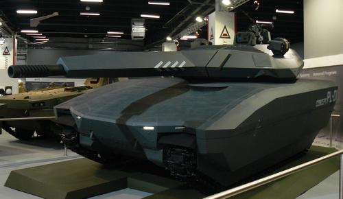 PL-01, Polish Concept Tank