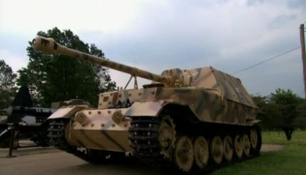 Tank Overhaul - The Elephant