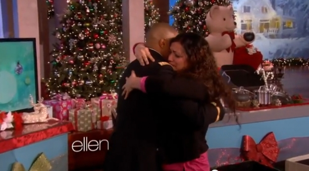 Ellen Manages To The Most Amazing Reunion