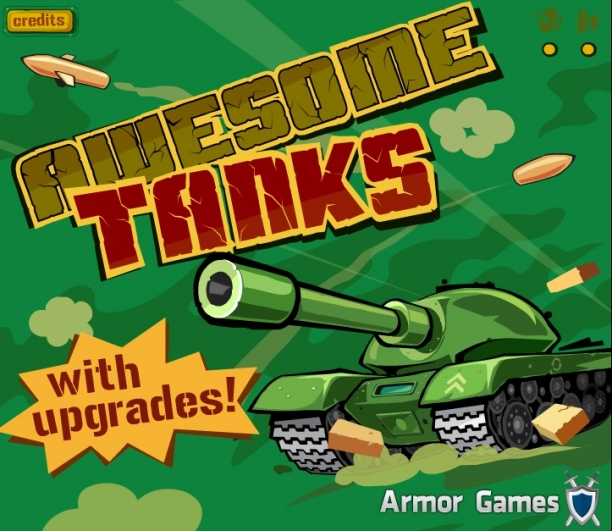 Seriously Awesome Tanks