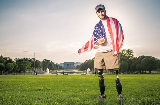 Taylor Morris: Continues To Recover And Inspire After Bomb Blast ...