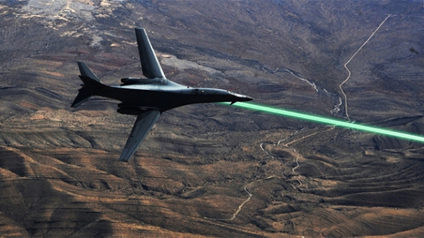 U.S. Military Will Install Laser Turrets On  Next Generation Fighters
