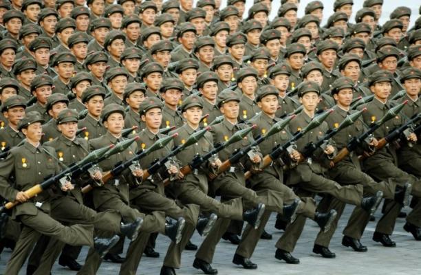 North Korea Ready To Attack