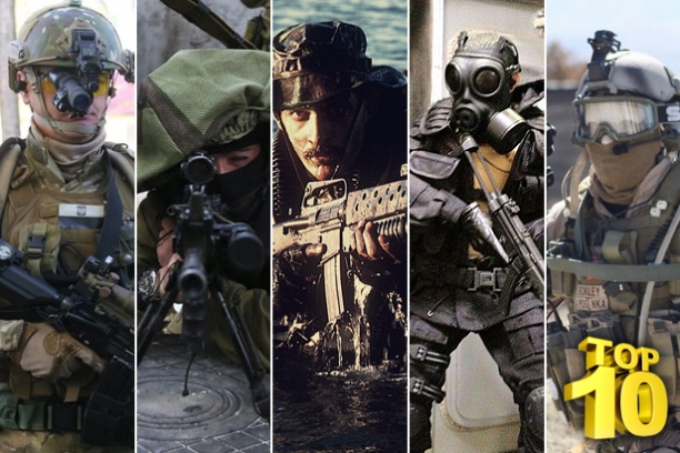These Top 10 SpecOps In The World Are Insane
