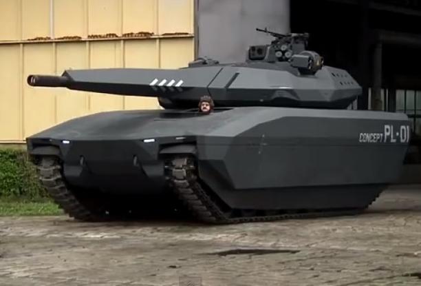 PL-01 demonstration video