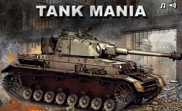 Join the Tankmania