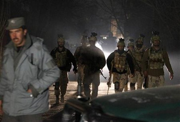Two Americans Killed In Suicide Attack