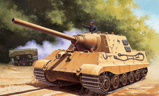 Jagdtiger (The Hunting Tiger)