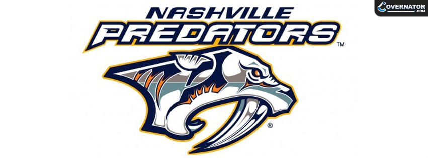 nashville predators Facebook cover