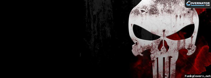 The Punisher Facebook Cover