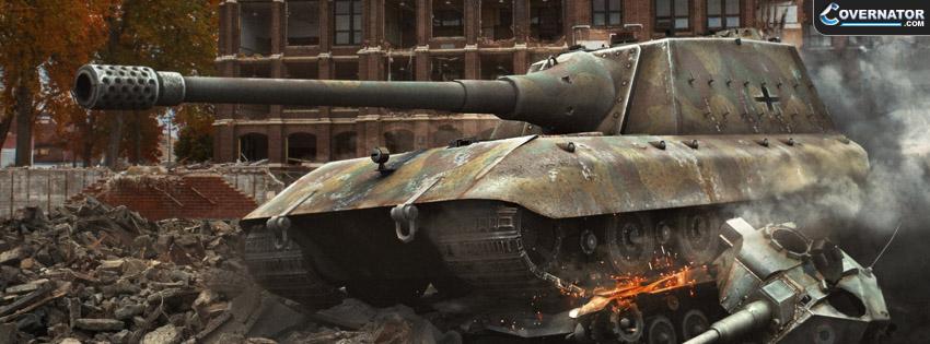 Jagdpanzer E 100 Facebook cover