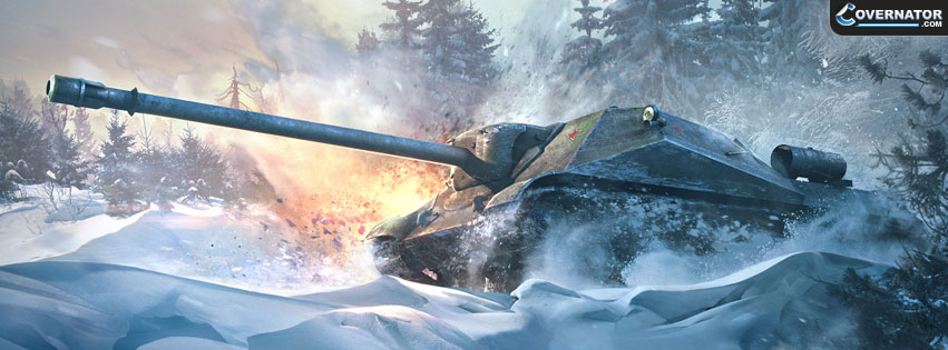Object 704 Facebook Cover