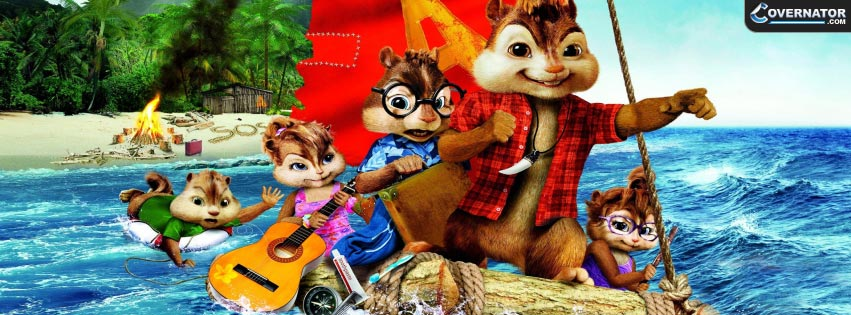 Alvin And The Chipmunks Facebook cover