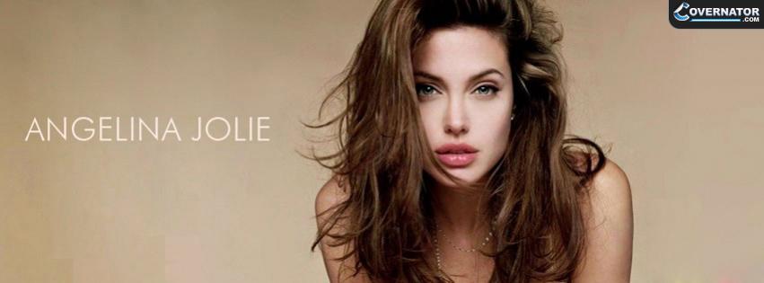 Angelina Jolie Facebook Cover