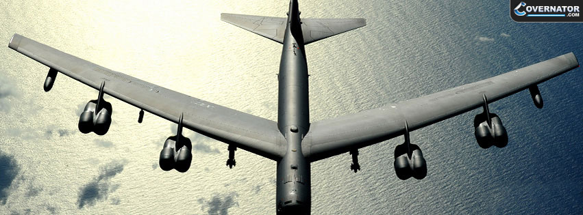 B-52 Stratofortress Facebook Cover