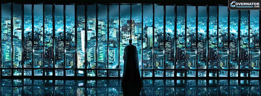 The Dark Knight Facebook cover