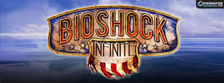 Bioshock: Infinite Facebook cover