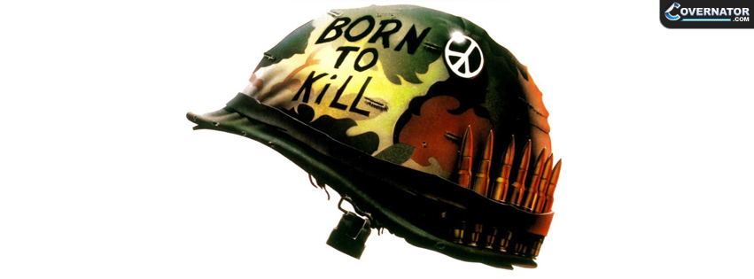 Born To Kill Facebook cover