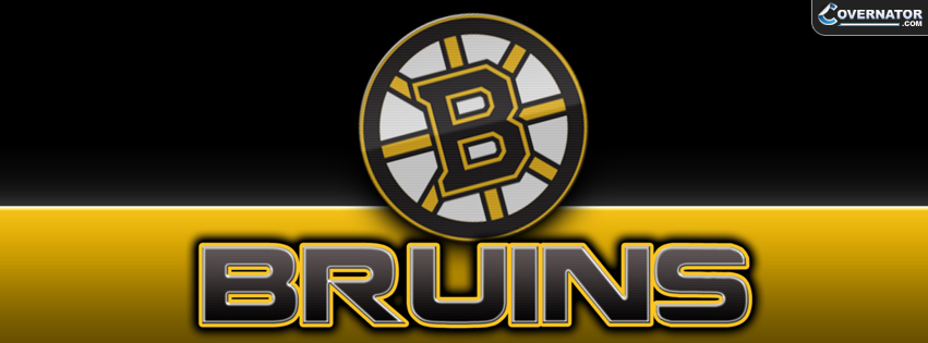 Boston Bruins Facebook covers
