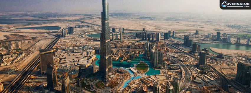 Dubai Facebook cover