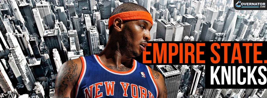 Carmelo Anthony Facebook Cover