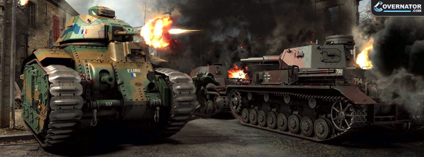 Char B1 Bis Facebook cover