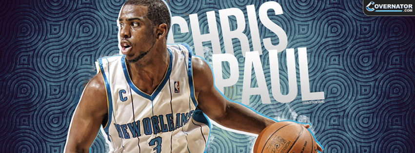 Chris Paul Facebook Cover