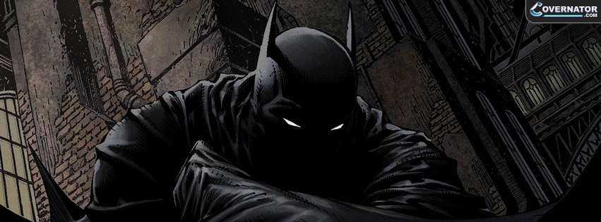 Dark Knight Facebook cover