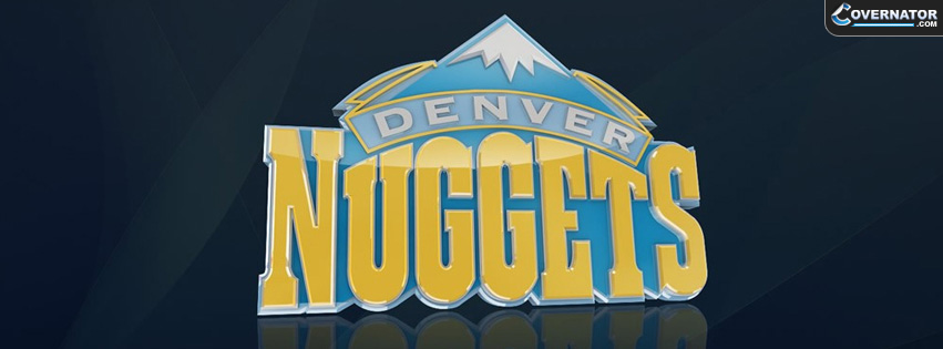 Denver Nuggets Facebook Cover