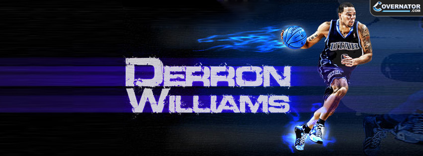 Deron Williams Facebook Cover
