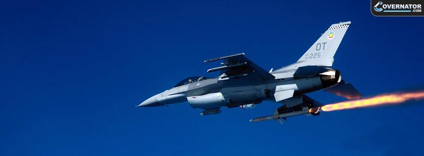 F-16C Facebook cover