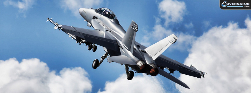 F/A-18C Hornet Facebook cover