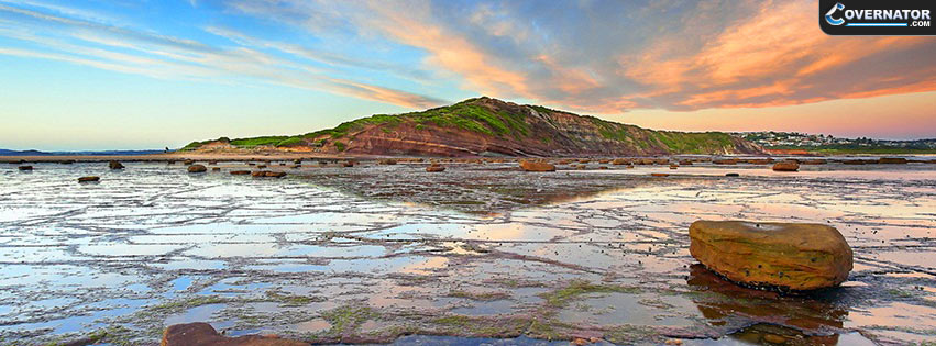Muddy Beach Facebook Cover
