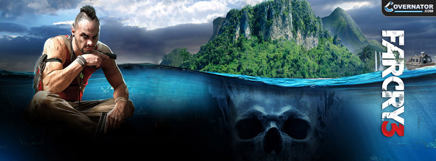 Far Cry 3 Facebook Cover