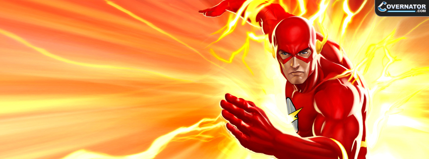 flash Facebook cover