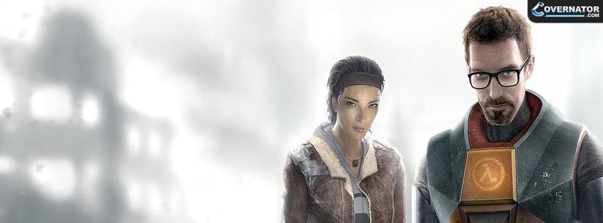 Half Life 2 Facebook Cover