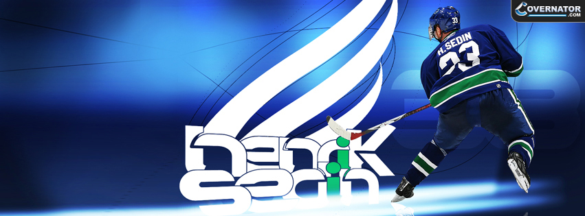 Henrik Sedin Facebook Cover